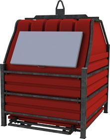 Papbox 5m³