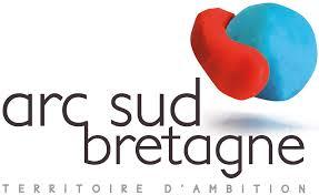 Logo Communauté de Communes Arc Sud Bretagne