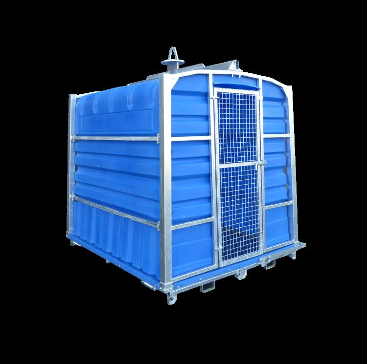 Conteneur eAZybox 7m³