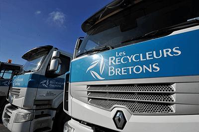 Nouveau partenaire, les Recycleurs Bretons